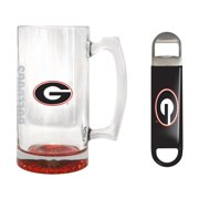 Georgia Bulldogs 25 oz. Beer Mug Gift Set