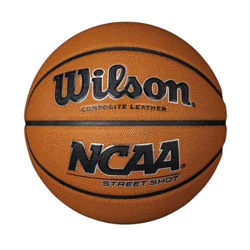 "Wilson Sports NCAA Street Shot 29.5"" Basketball by Wilson Sporting Goods"