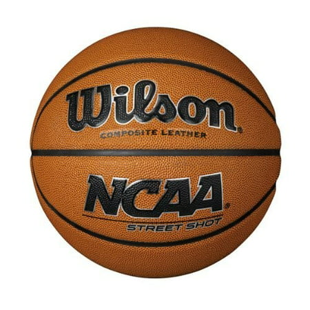 "Wilson Sports NCAA Street Shot 29.5"" Basketball"