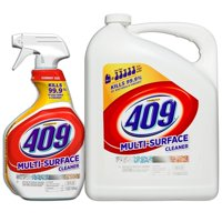 Multi Surface Cleaner, Original Scent, 32 oz. Spray Bottle and 180 oz. Refill