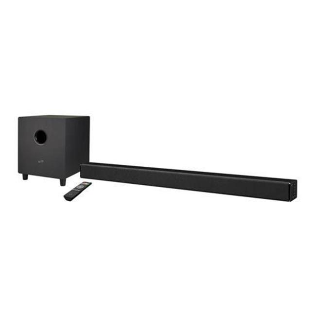 37 in. Bluetooth Soundbar with Wireless Subwoofer - Black - image 1 of 1