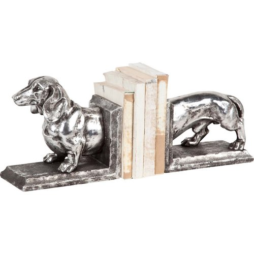 Darby Home Co Dog Book Ends (Set of 2)