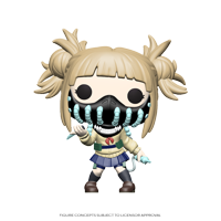 Funko POP! Animation: My Hero Academia - Himiko Toga w/ Face Cover