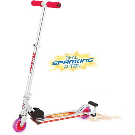 Razor Spark 2.0 Scooter - For Ages 8+ and Riders up to 143 lbs
