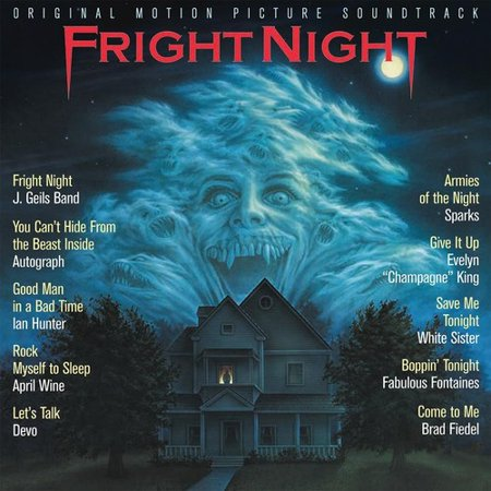 Fright Night Soundtrack](Halloween Fright Night Cd)