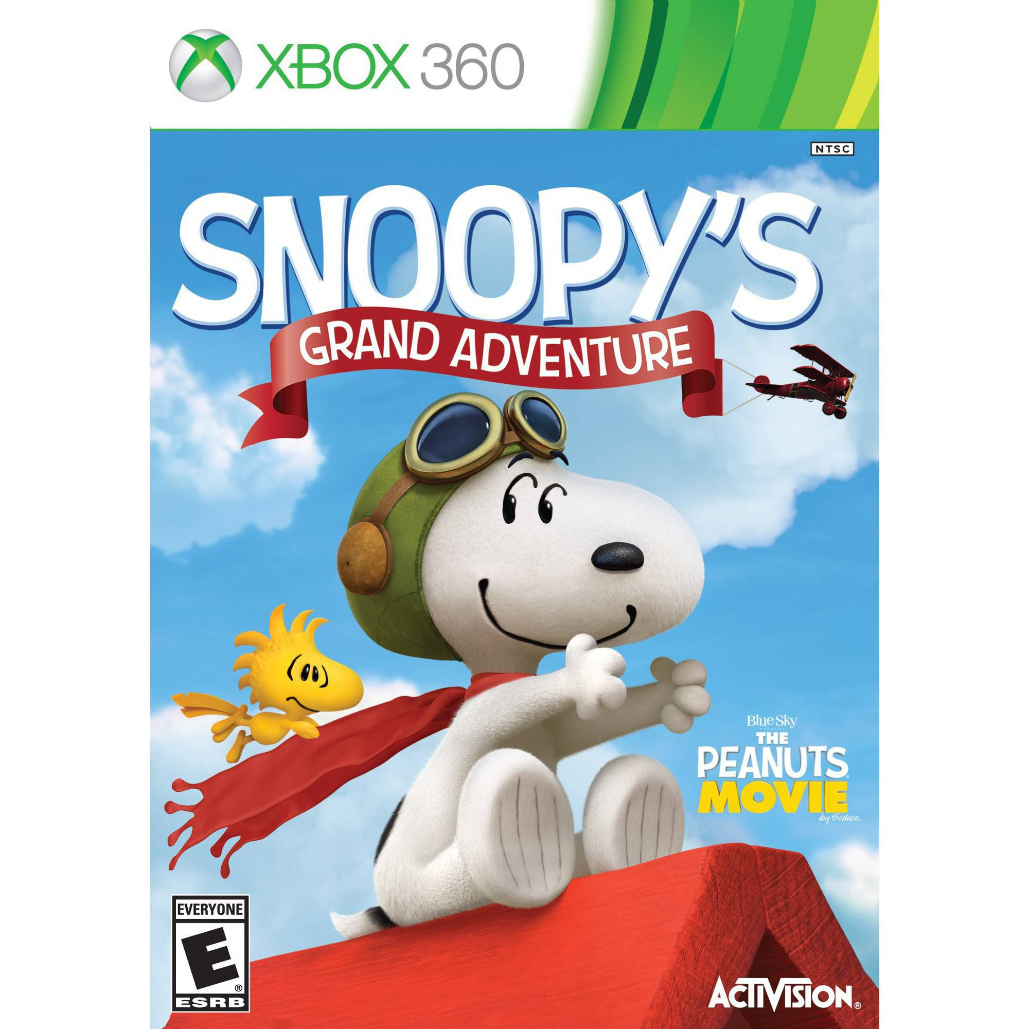 The Peanuts Movie: Snoopy's Grand Adventure (Xbox 360)