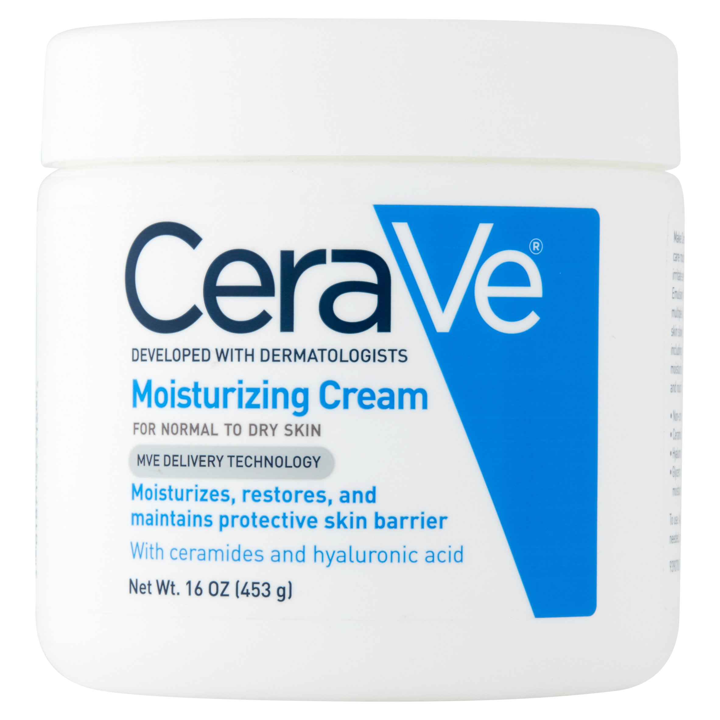 CeraVe Moisturizing Cream, 16 oz by Valeant Consumer Products, a division of Valeant Pharmaceuticals North America LLC