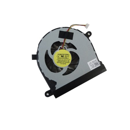 Cpu Fan for Dell Inspiron 17R N7110 Vostro 3750 Laptops - Replaces