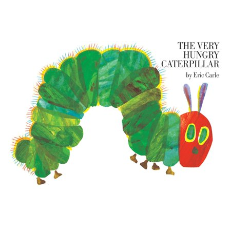 Hungry Caterpillar Paper Plates (The Very Hungry Caterpillar -)