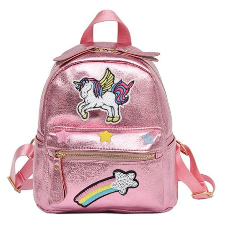 KABOER 2019 New Cute Unicorn Travel Bag Fashion Children's Small