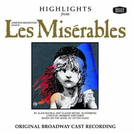 Les Miserables / O.B.C. (CD)