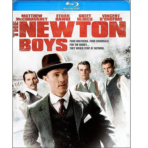 The Newton Boys (Blu-ray) (Widescreen)
