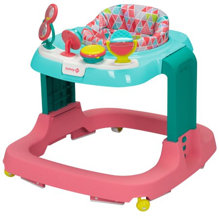 Safety 1st Ready, Set, Walk! DX Developmental Walker, (Safety 1st Walker)