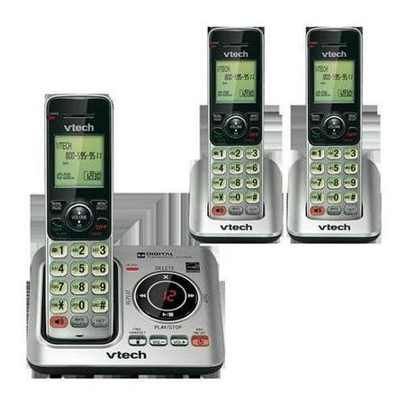 VTECH CS6629-3 VTECH 3-HANDSET CORDLESS CID/ITAD