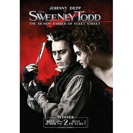 Sweeney Todd: The Demon Barber of Fleet Street (Rob Van Dam One Of A Kind)