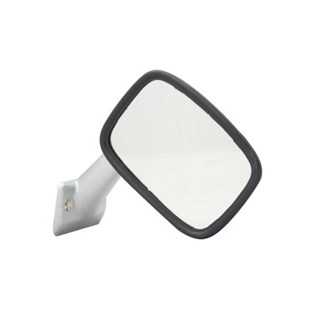 Toyota Manual Replacement (For Toyota Pickup Chrome Manual Replacement Passenger Side Mirror)