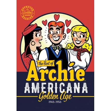 The Best of Archie Americana Vol. 1 : Golden Age
