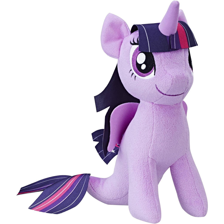 "My Little Pony the Movie Princess Twilight Sparkle Sea-Pony 10"" Soft Plush"