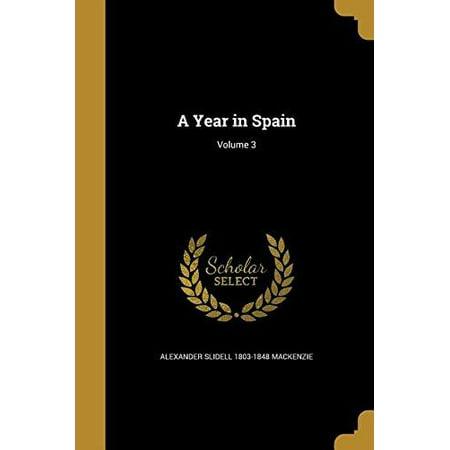 A Year in Spain; Volume 3 - image 1 de 1