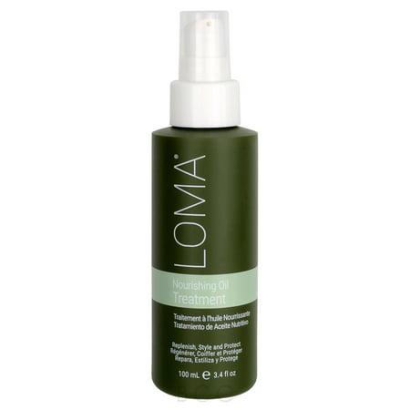 Nourishing Styling Treatment (Loma Nourishing Oil Treatment 3.4oz/100ml)