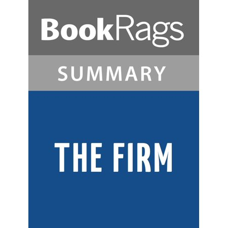 The Firm by John Grisham Summary & Study Guide -