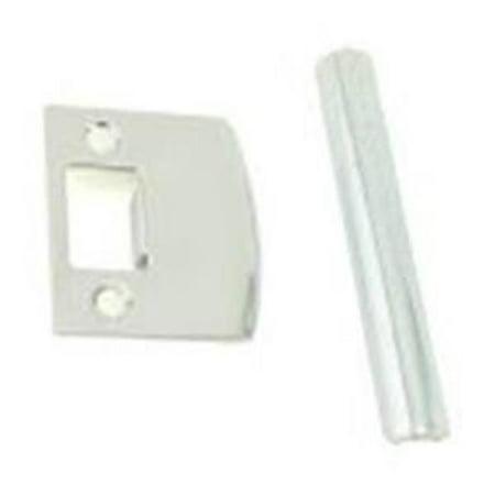 Baldwin Reserve 8BR0707001 Passage / Privacy Knob / Lever Thick Door Kit Lifetime Brass (Baldwin Brass Lever Door Holder)