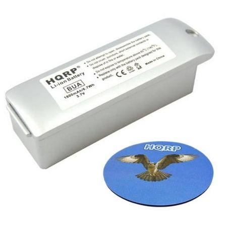 HQRP Battery for GARMIN Zumo 400, 450, 500, 500 Deluxe, 550, 010-10863-00, 011-01451-00 GPS Navigator + HQRP