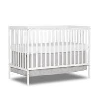 Dream On Me Synergy 5 in 1 Convertible Crib in White