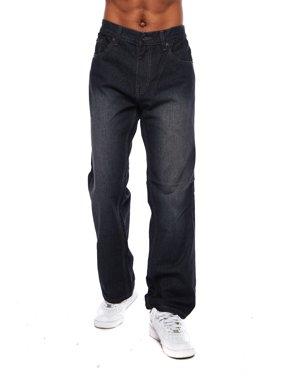 bb2609c0803 Product Image Mens Authentic Classic Regular Fit Traditional Premium Jeans  Pants D1001
