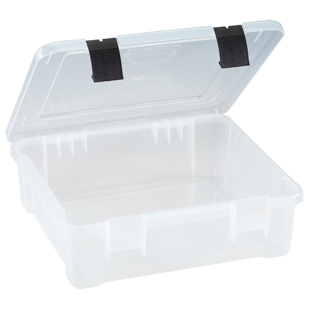 Plano ProLatch XXL Stowaway Tackle Storage Box, Clear by Plano