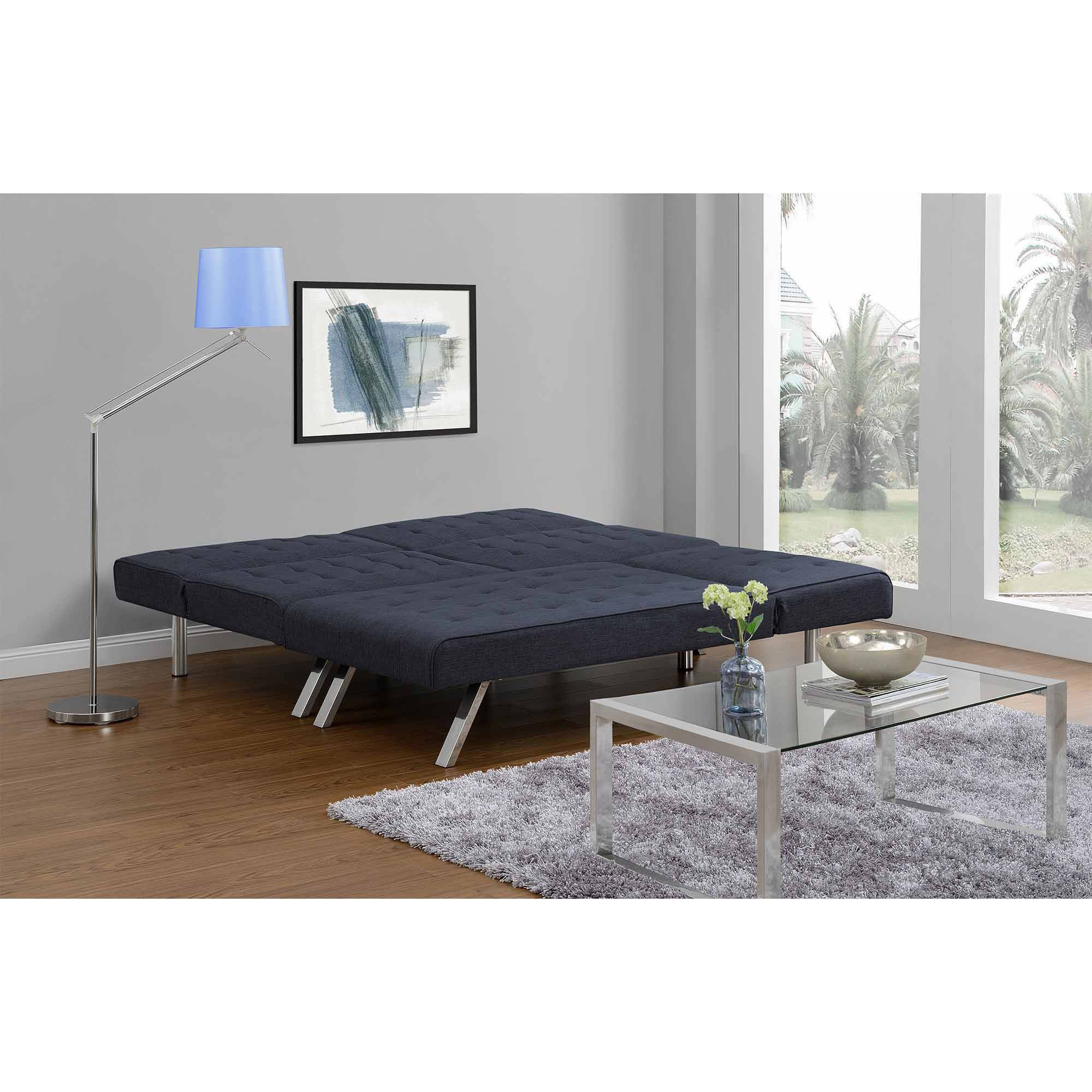DHP Emily Futon Modern Chaise Lounger, Multiple Colors   Walmart.com