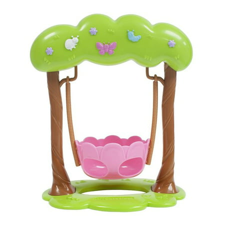 Adorable Vintage Doll (JC Toys For Keeps! Adorable Lil' Cutesies Swing Fits Most Dolls Up to 10