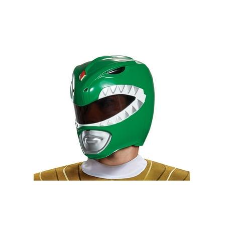 Adult Green Ranger Helmet - image 1 de 1