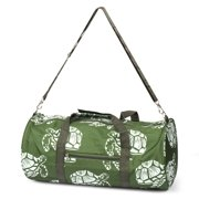 Classic Style Duffel Bag by Zodaca Travel Gym Bag Shoulder Tote Carry Bag  for Camping Hiking dbb02082aec2a