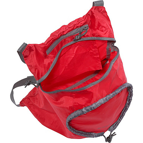 Details about  /Outdoor Products Packable Day Pack Blue Expandable 14.4 Liter Adjustable