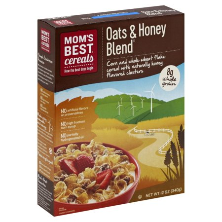 Moms Best Naturals Oats & Honey Blend
