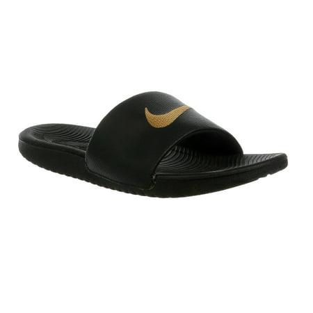 c30856a5703759 Nike - NIKE Men s Kawa Slide Athletic Sandal