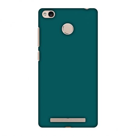 best authentic 88d78 80de3 Xiaomi Redmi 3S Prime Case, Xiaomi Redmi 3s Case - Shaded Spruce,Hard  Plastic Back Cover. Slim Profile Cute Printed Designer Snap on Case with  Screen ...