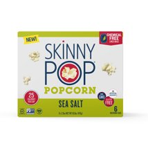 Microwave Popcorn: SkinnyPop Microwave Pop-Up Box