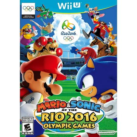 Nintendo Mario   Sonic Rio 2016 Olympic Games