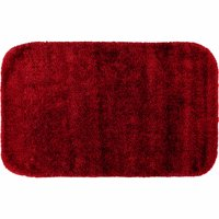 Garland Rug Traditional 1 piece Plush Nylon Bath Rug, Multiple Sizes Available