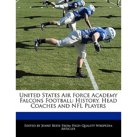 United States Air Force Academy Falcons Football : History, Head Coaches and NFL (United States Air Force Academy Colors Blue)
