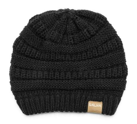 galiva bonnet d 39 hiver en acrylique pour femme. Black Bedroom Furniture Sets. Home Design Ideas