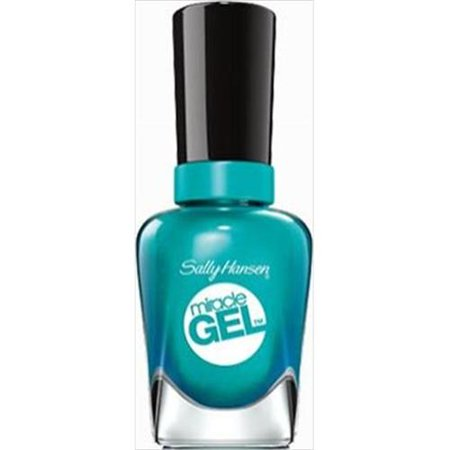 Sally Hansen Miracle Gel couleur à ongles, Combustealble 0,5 fl oz