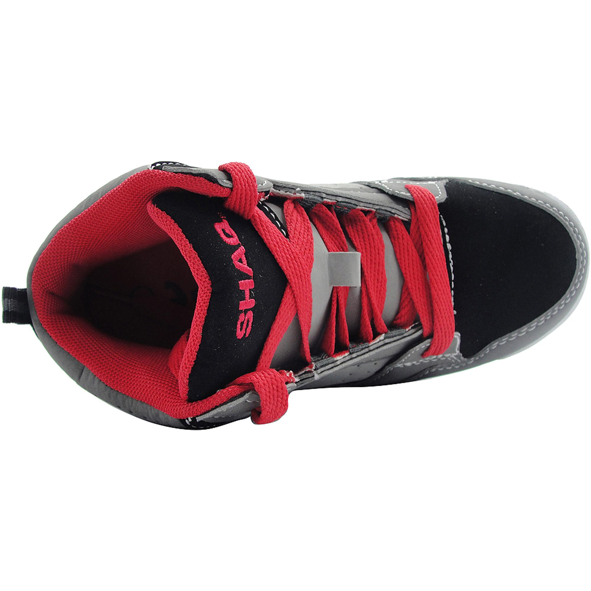 1e0b8f9c831 Shaq - Shaq Boys Retro High-top Basketball Shoe - Walmart.com