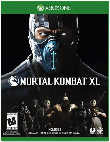 Mortal Kombat XL for Xbox One by WARNER BROS GAMES