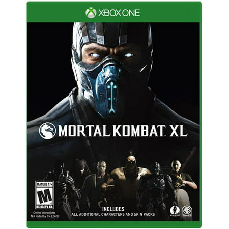 Warner Bros. Mortal Kombat XL for Xbox One - Baraka Mortal Kombat