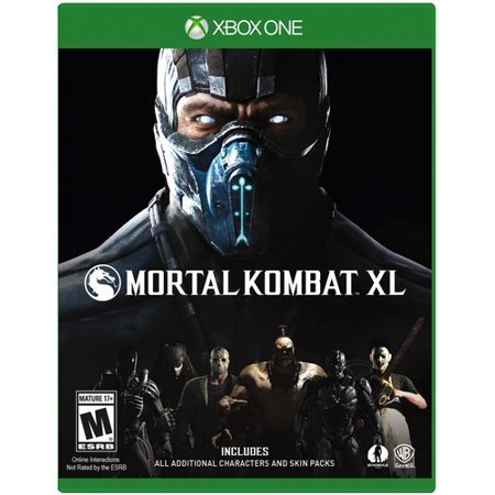 Mortal Kombat XL, Warner Bros, Xbox One,