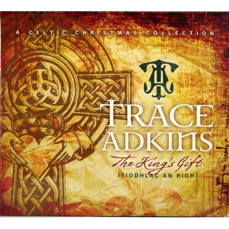 Trace Adkins The King's Gift NEW CD Christian Celtic Christmas Collection ()
