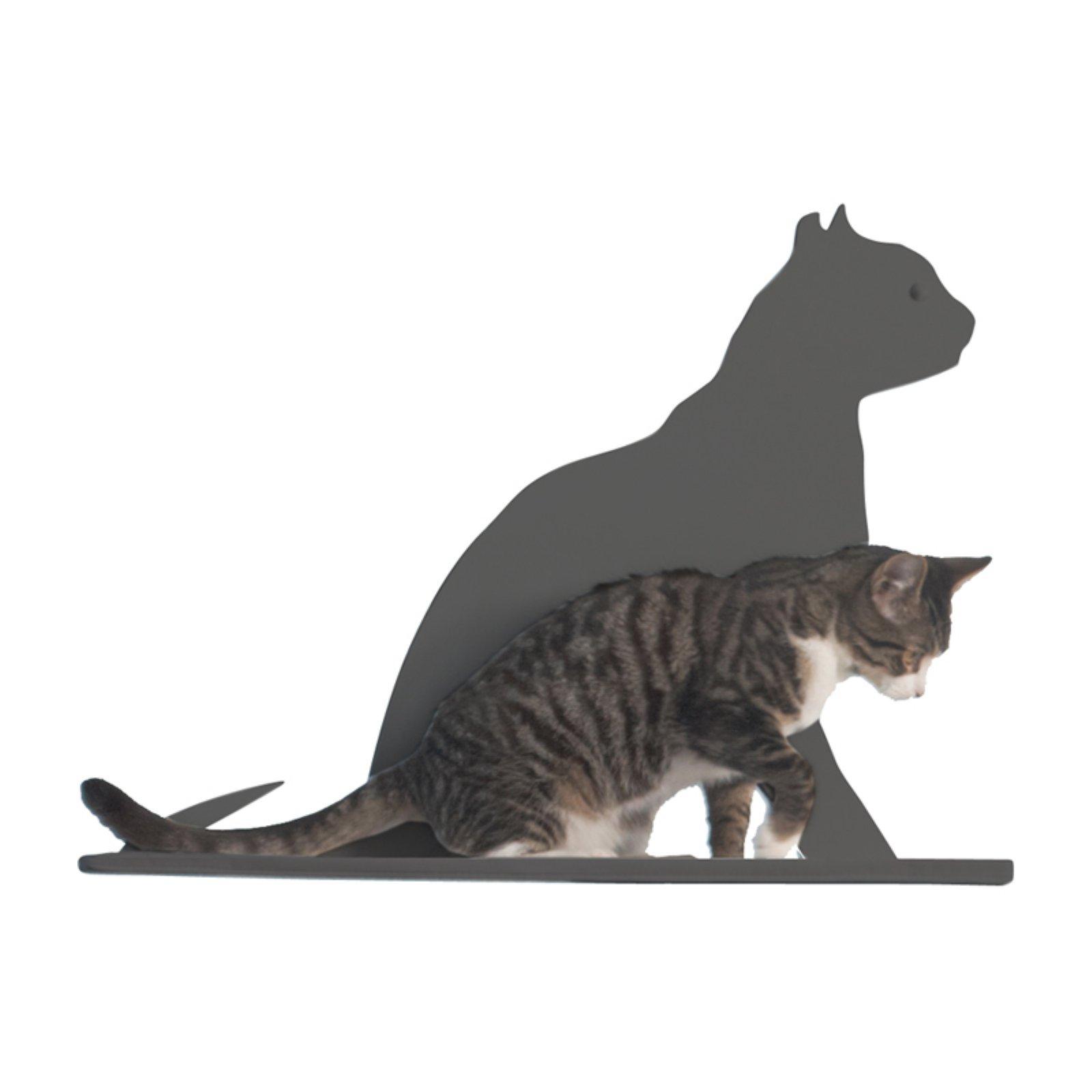 The Refined Feline Refined Feline Cat Silhouette Cat Shel...